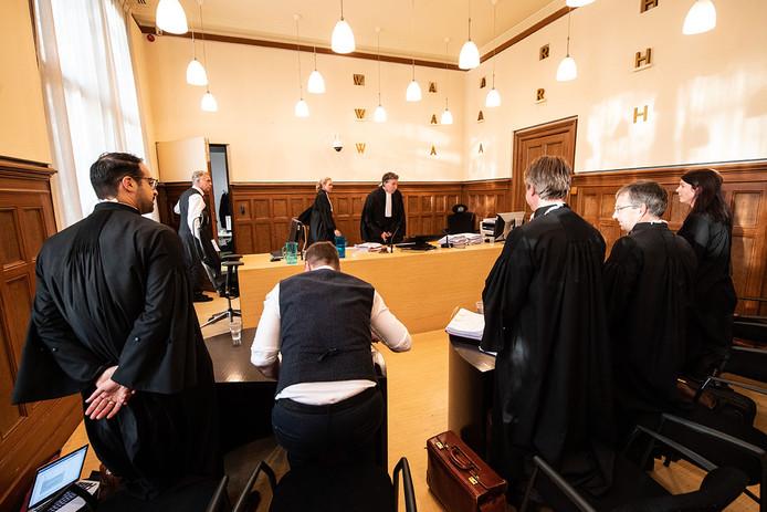 Bij de voorzieningenrechter in Nijmegen, kwam de gemeente met een ultiem voorstel. Het leek aan dovemansoren gericht.