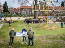 Geslaagde sponsoractie voor Eindhovense speeltuin St. Joseph: geld voor evenement voor kinderen