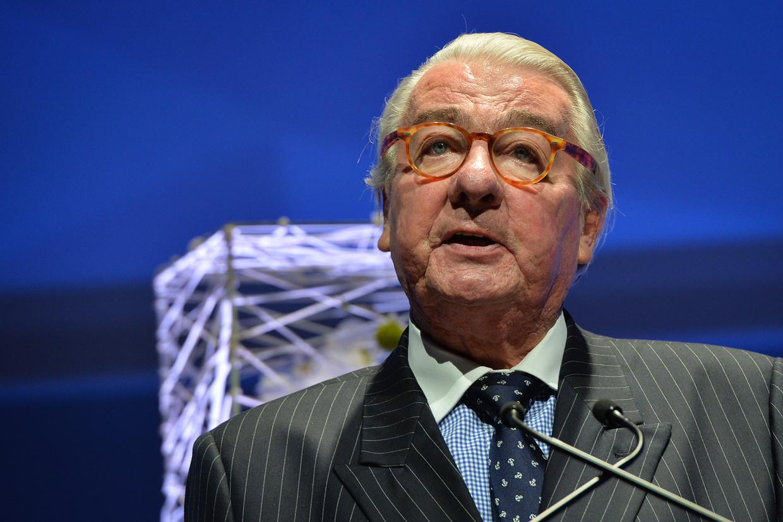 Graaf Paul Buysse: 'Vooral in Vlaanderen beseffen ze dat ze economische schokken gaan krijgen.' Beeld BELGA