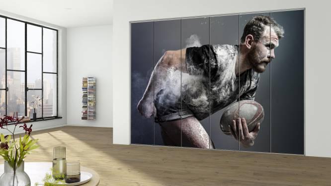 Meubelfabrikant personaliseert kasten met bedrukking van foto's of tekst