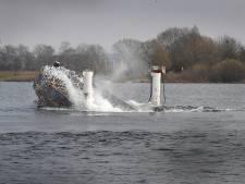 Zelfs Spaanse duikers willen naar scheepswrak op bodem Kraaijenbergse Plassen