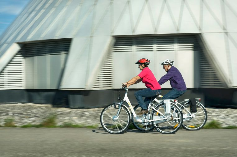 de elektrische fiets Beeld Getty Images/Westend61