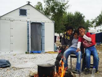 Zwitserland vangt vluchtelingen op in Ikea-huizen en atoomschuilkelders