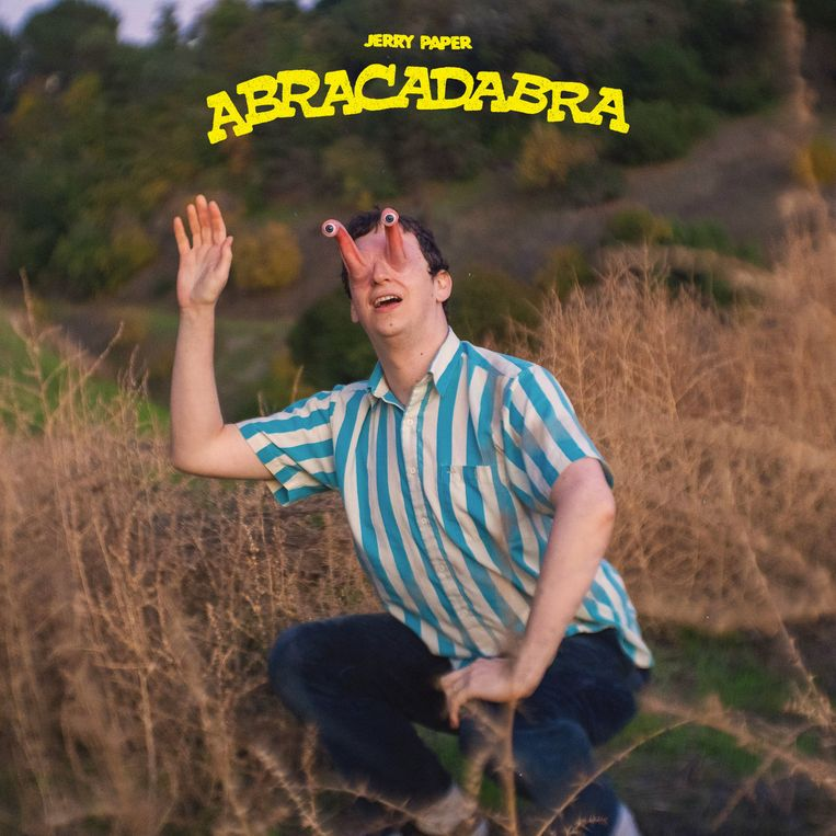'Abracadabra' Beeld Jerry Paper