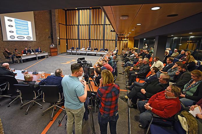 Vijf verklaringen over ongewenst gedrag van opgestapte burgemeester Stefan Huisman . Foto Casper van Aggelen / Pix4Profs