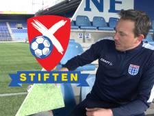 Keeperstrainer Diederik Boer in Stiften: 'Elftal coachen? Ik hoef de zeurende kinderen en ouders er niet bij'