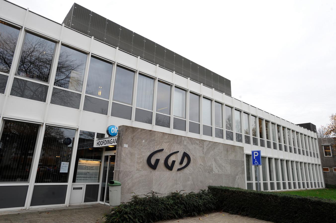 GGD-pand in Tilburg