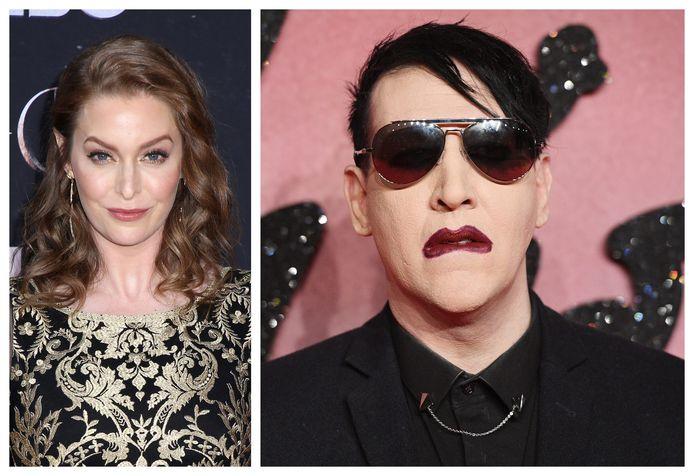 Esmé Bianco klaagt Marilyn Manson nu aan voor verkrachting.