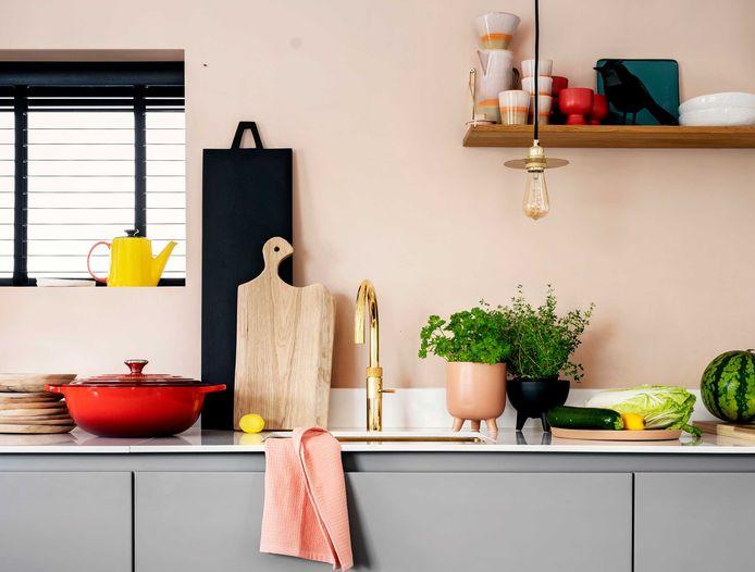 Kruiden uit eigen keuken