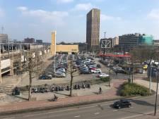 Publieksavond over District E in Bijenkorf in Eindhoven