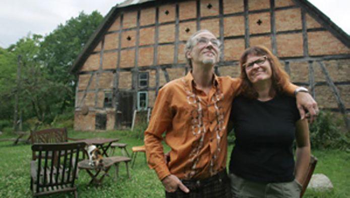 Birgit en Horst Lohmeyer.