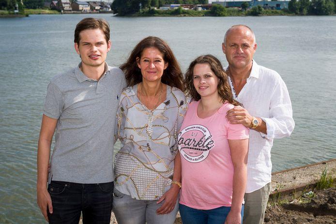 Quincy, Patricia, Demi en Marco Boogers: samen in het bedrijf QLS.
