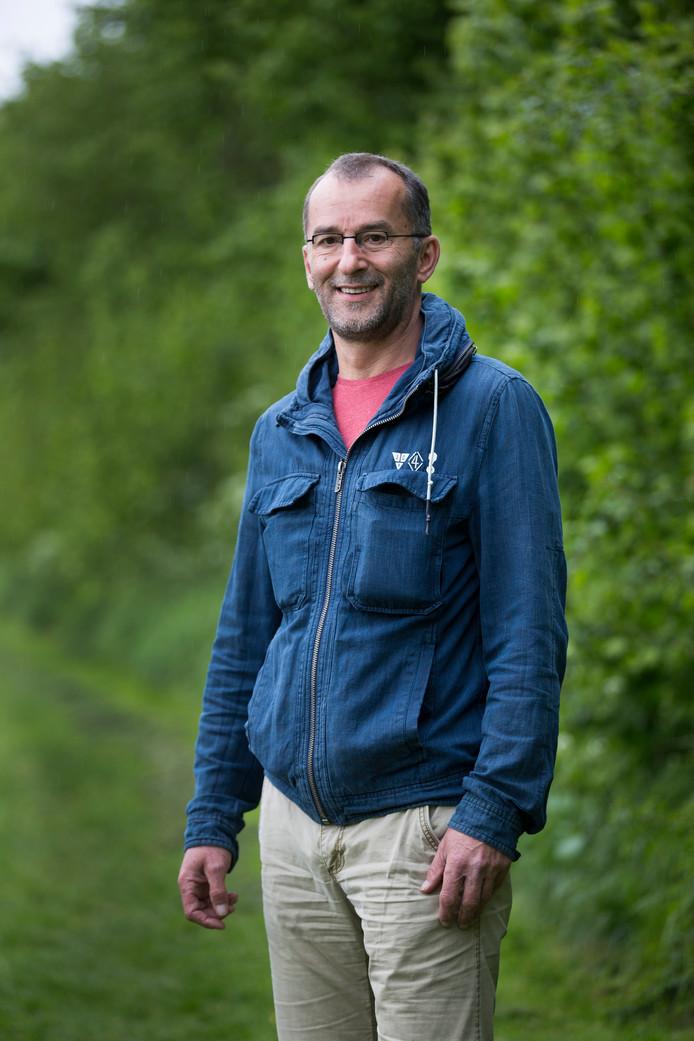 Wim Nabbe is omgevingsmanager bij Groene Allianties de Liemers.