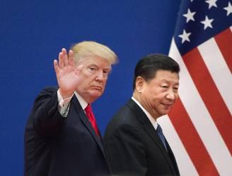China heeft coronavirus volgens Trump mogelijk moedwillig verspreid om wereldeconomie te raken