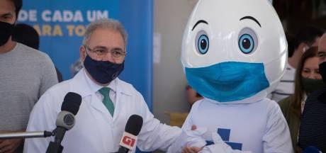 Au Brésil, la vaccination commence à faire son effet