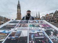 Protest tegen culturele bezuinigingen: 'Prinsenhof een döner kebabzaak, Vermeercentrum een McDonald's'