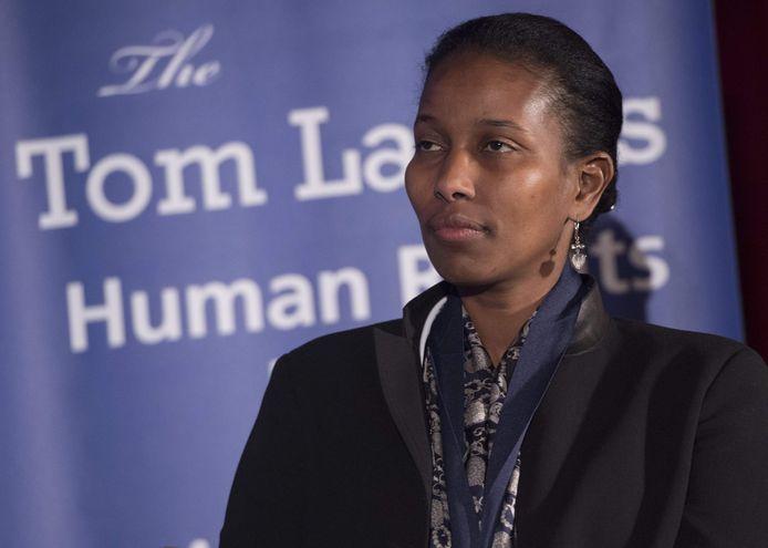 Ayaan Hirsi Ali in 2015.
