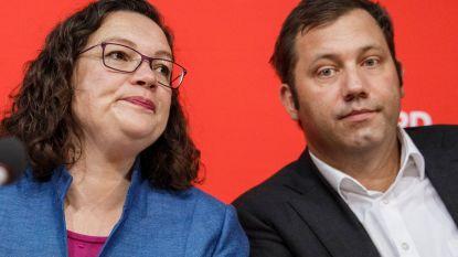 Twijfel binnen SPD over voortbestaan nationale coalitie met CDU/CSU groeit