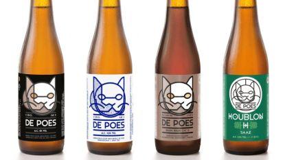 De Poes sleept vier medailles in de wacht op internationale bierwedstrijd
