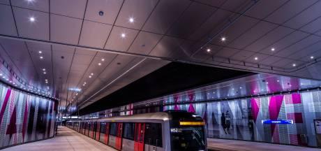 Kabinet trekt 1,5 miljard euro uit voor doortrekken Noord/Zuidlijn