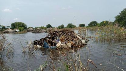 Negen mensen overleden bij overstromingen in Zuid-Soedan. President roept noodtoestand uit