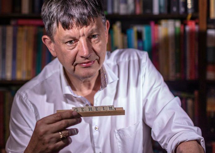 Professor dr. Paul Abels - bijzonder hoogleraar.