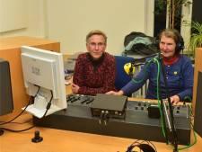 Radio Amnesty op Ems-Vechte-Welle, live vanuit Nordhorn, ook voor de luisteraars in Oldenzaal