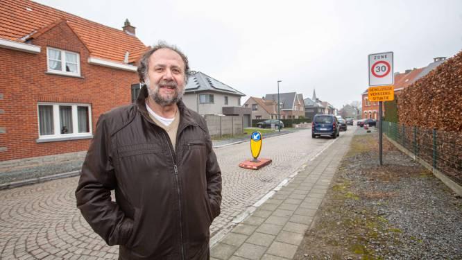 Zone 30 in centrum van Pamel uitgebreid richting Molenstraat