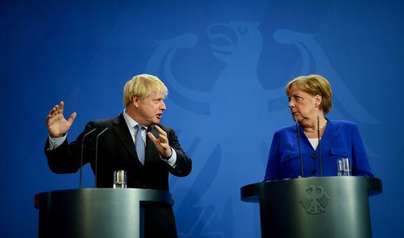 Zolang de Britten geen alternatief vinden voor de zo verguisde backstop, blijft die voor Berlijn broodnodig .