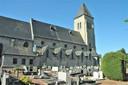 De Sint-Martinuskerk in Petegem is één van de 13 kerken op de pelgrimstocht van de Sint-Thomasparochie.