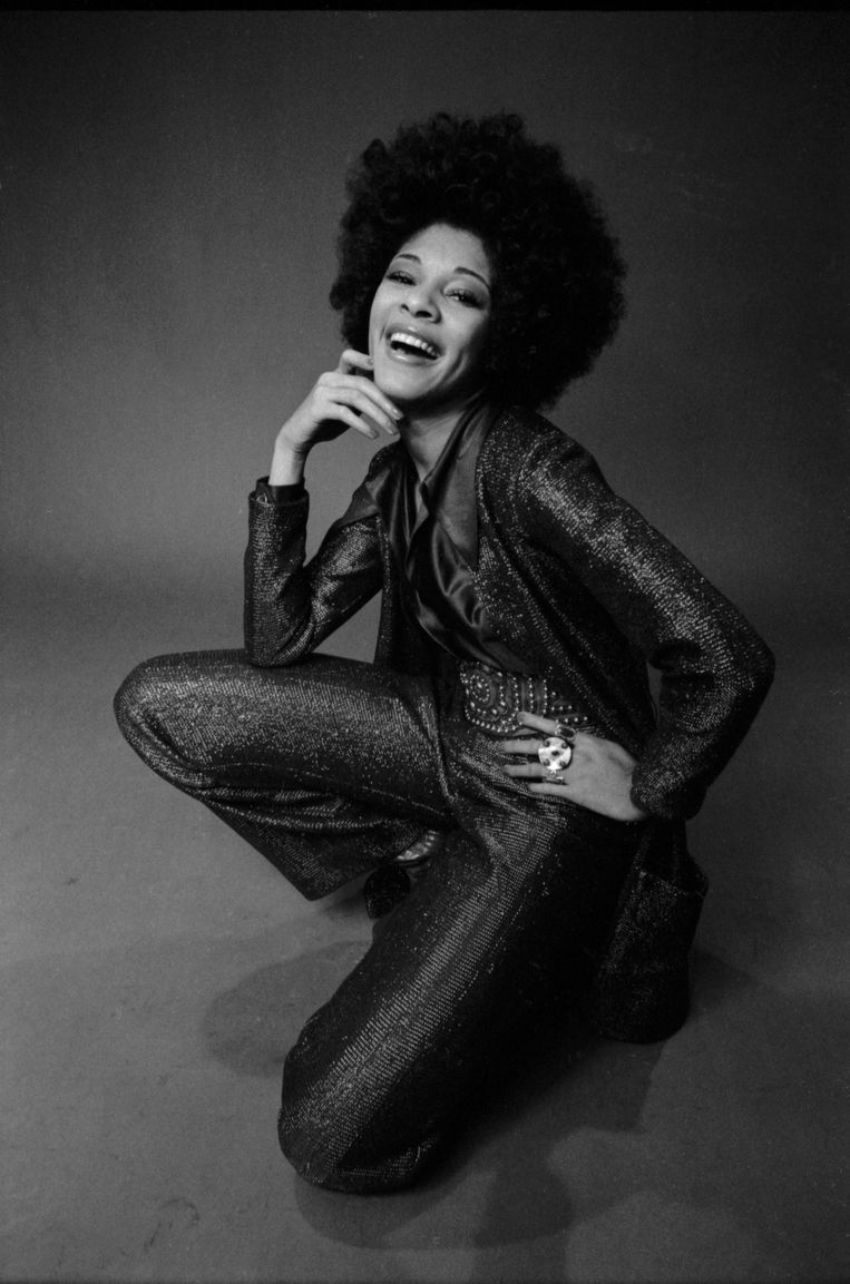 Betty Davis in 1969.  Beeld Getty Images