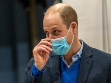 Prins William na geruchten over gezondheid prins Philip (99): 'Hij is oké'