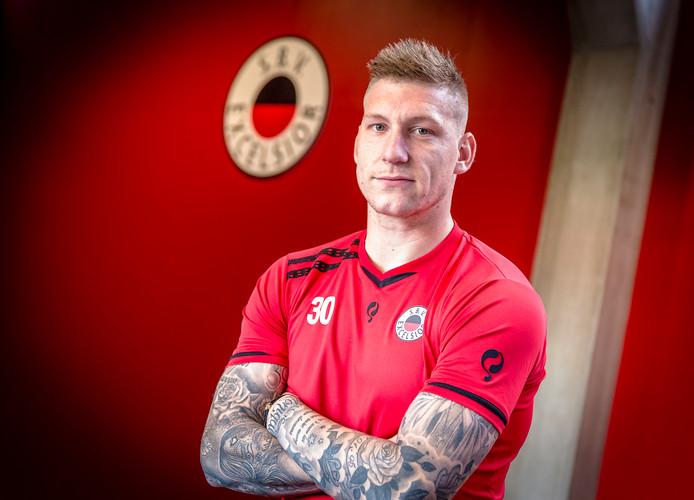 Jordy de Wijs: PSV-huurling op Woudestein.