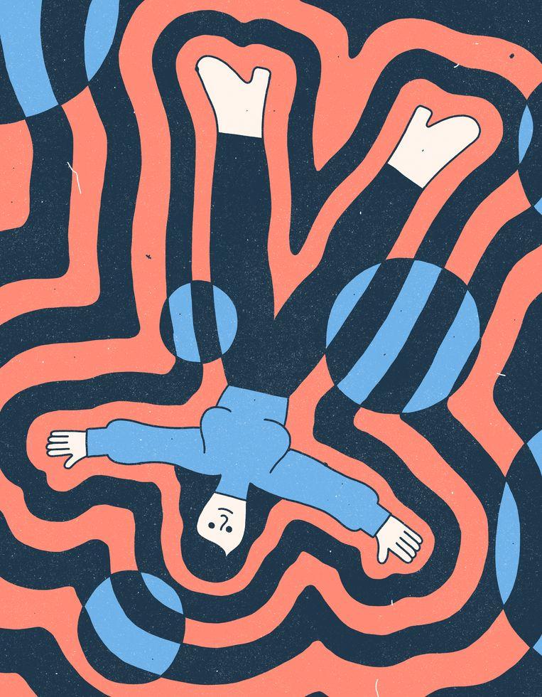 Van de kwaal genaamd misantropie, mensenhaat, zagen we tijdens deze pandemie een nieuwe opwelling. Beeld Philip Lindeman
