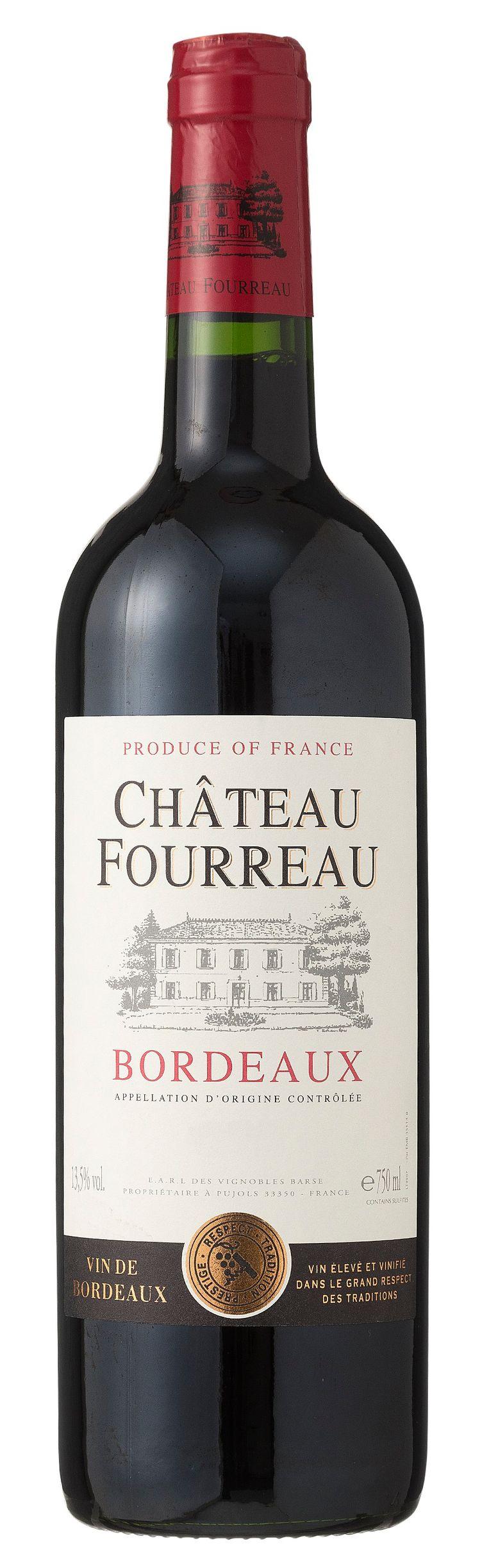 Château Fourreau 2018. Beeld Hamersma
