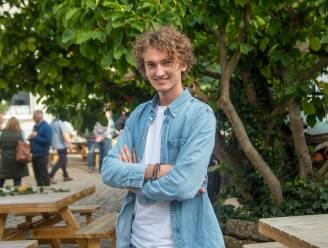 Jongste molenaar van Vlaanderen Louwis Legon (18) raakte als kind al gefascineerd door draaibewegingen van de wasmachine