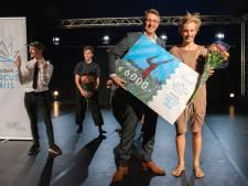 David Eisele wint BNG Bank Circusprijs op Festival Circolo