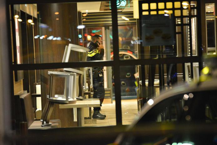 Overval op McDonald's in Etten-Leur.