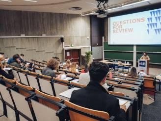 VUB blijft groeien: acht procent meer studenten dan vorig jaar