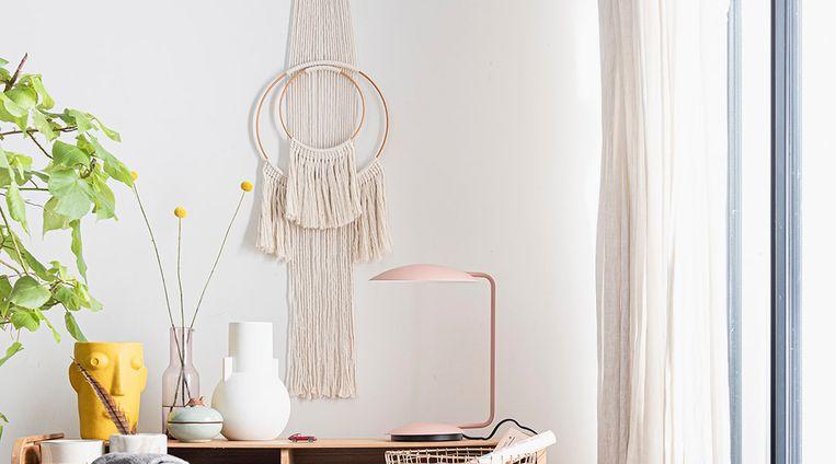 Een nieuwe blikvanger in je interieur? Deze Mandala-wandhanger maak je gewoon zelf