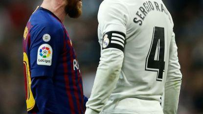 Bernabéu, waar Barça thuis is