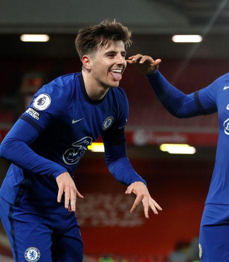 Chelsea deelt Liverpool opnieuw een gigantische dreun uit