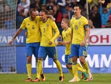 Granqvist onttroont in Zweden koning Zlatan