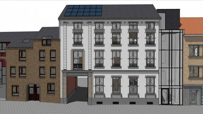 """Renovatie voor Buurtwerk 't Lampeke: """"Met respect voor de ziel en het verleden van het gebouw"""""""