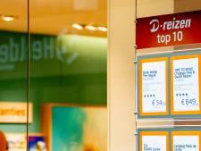 Faillissement D-reizen treft acht reisbureaus in Twente en Achterhoek