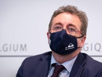 Brussels minister-president Rudi Vervoort verdedigt verlenging avondklok