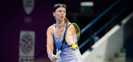 Nederlands tennisteam hoopt op Kiki Bertens: 'Maar ze is nog niet pijnvrij'
