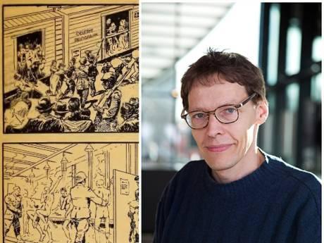 In dit stripboek uit 1945 staat Holocaust al getekend: 'Tekenaar was nodig om te geloven wat er gebeurde'