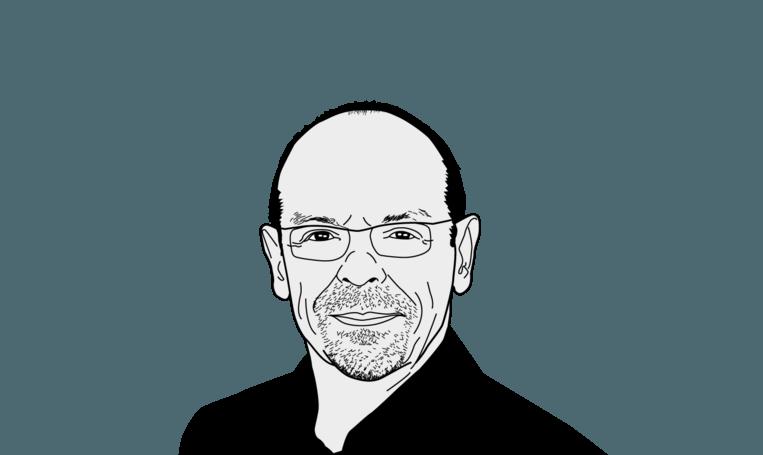 Alain Gerlache Beeld DM
