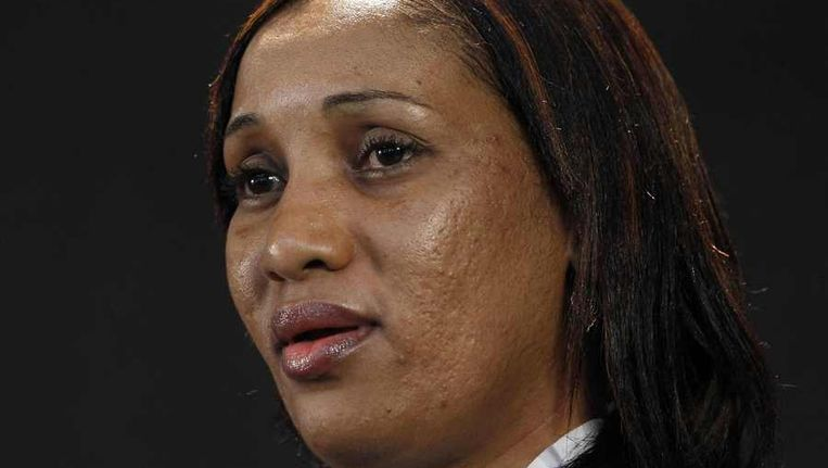 Kamermeisje Nafissatou Diallo, Beeld reuters